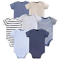 Hudson Baby Baby Girls' Cotton Bodysuits