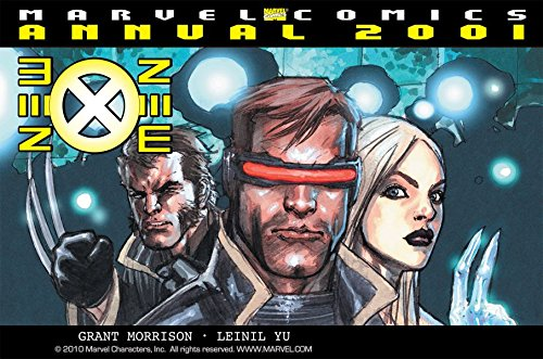 Download New X-Men (2001-2004) Annual #1 (English Edition) B00ZMOAEM8