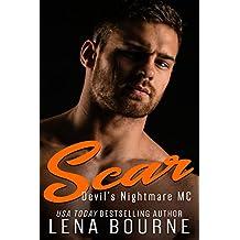 Scar: Devil's Nightmare MC (Devil's Nightmare MC Book 4)