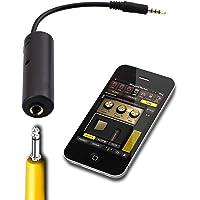 iPhoneiPadiPod用 マルチメディア ギター インターフェイス・コンバータ チューナーオーディオケーブル 日本…