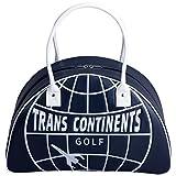 トランスコンチネンツ TRANS CONTINENTS ボストンバッグ マジソンボストンバッグ TCBB-104 ネイビー