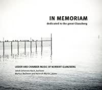 In Memorian dedicated to the great Glanzberg