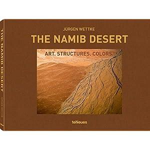 The Namib Desert: Art, Structures, Colors