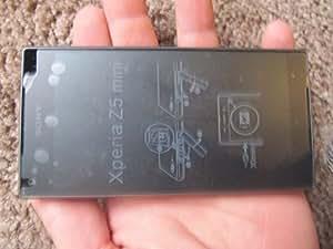 SIMフリー Xperia Z5 Compact E5823 2GB/32GB 23MP 4.6インチ 4G/LTE Black【並行輸入品】