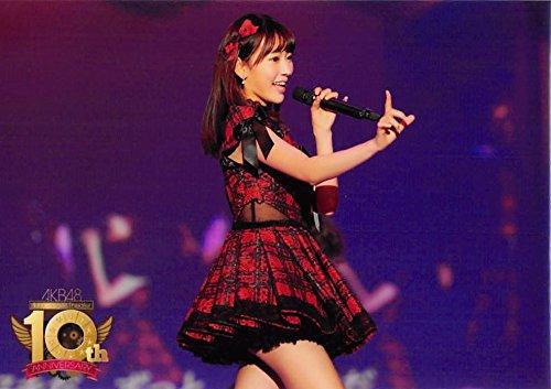 【指原莉乃】 公式生写真 AKB48劇場10周年 記念祭&記...