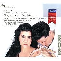 Haydn: L'anima del Filosofo, ossia Orfeo ed Euridice (2001-12-21)