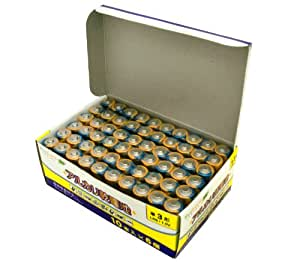 eneLuce(エネルーチェ) 単3 アルカリ乾電池 60本 10本組×6パック B-T3X10P-EL