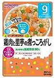 和光堂 グーグーキッチン 鶏肉と里芋の煮っころがし×6袋