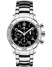 (ブレゲ) BREGUET 腕時計 タイプXX アエロナバル 3800ST/92/SW9 ブラック メンズ [並行輸入品]