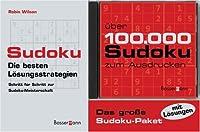 Sudoku: Die besten Loesungsstrategien + CD-ROM fuer Windows ab 98