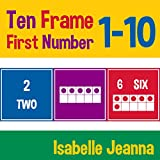 Ten Frame First Number 1-10 (English Edition)