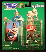 1998 Trent Dilfer NFL Starting Lineup Figure