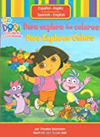 Dora explora los colores (Dora Explores Colors) (Dora la exploradora)