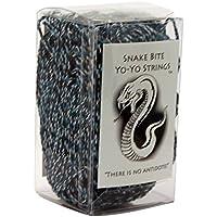 Snake Bite Yo-Yo Strings - 100% Polyester Multicolor - 100 King [並行輸入品]