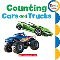 Counting Cars and Trucks (Rookie Toddler)