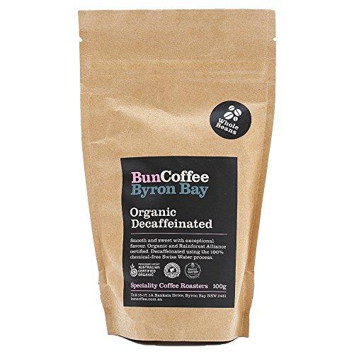 コーヒー 専門店 コーヒー豆 オーガニック 有機JAS デカフェ 100g 【 豆のまま オーストラリア焙煎 HACCP A...