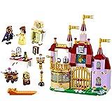 LEGO Disney Princess 41067 Belle's Enchanted Castle Building Kit (374 Piece) レゴ ディズニー プリンセス 美女と野獣 ベルの魔法のお城キット【平行輸入品】