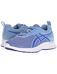 [asics(アシックス)] キッズランニングシューズ??スニーカー?靴 Lazerbeam EA (Little Kid/Big Kid) Blue Bell/Imperial 2.5 Little Kid (20.5cm) M