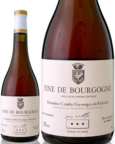 フィーヌ・ド・ブルゴーニュNVコント・ジョルジュ・ド・ヴォギュエ(蒸留酒)