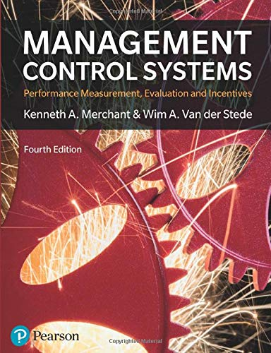 Download Management Control Systems 4th Edition (4th Edition) 1292110554