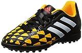 [アディダス] adidas ナイトロチャージ3.0 TF J M18441 M18441 (コアブラック/コアホワイト/ソーラーゴールド/23.5)