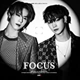 GOT7 Unit JUS2 - [Focus] Mini Album A Ver CD+1p Lyrics Poster/On+84p PhotoBook+2p PhotoCard+1p Unit PhotoCard+Accordion Book+