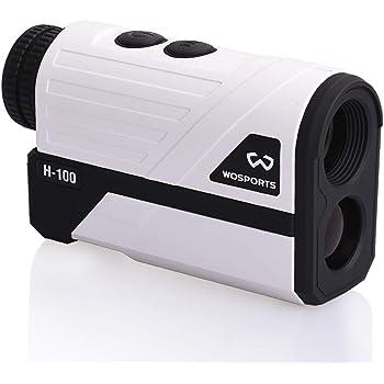 レーザー距離計 1m~600m ゴルフ用 距離測定器 ゴルフスコープ 計測器 光学6倍望遠 携帯型レーザー距離計 速度測定 連続測定軌道補正 角度データ生活防水程度など コンパクト 収納ケース付き 携帯に便利