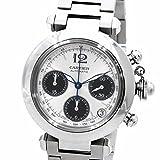 [カルティエ]Cartier 腕時計 パシャCクロノ自動巻き W31048M7 ユニセックス 中古