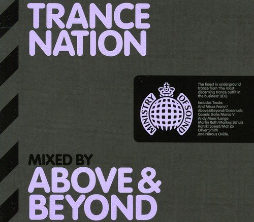 Trance Nation Mixed by Above and Beyond