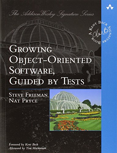 Growing Object-Oriented Software, Guided by Tests (Addison-Wesley Signature Series (Beck))の詳細を見る