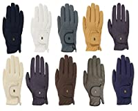 Roeckl–riding gloves Roeckグリップ 6 2190301-000120-6