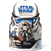 Star Wars Clone Wars Legacy Collection Build-A-Droid Factory Action Figure BD No. 29 327th Star Corps Clone Trooper [並行輸入品]