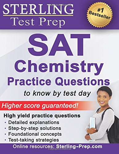 sat chemistry practice questions Did you know that chemistry is one of the most popular sat subject tests tens of thousands of students sit for this exam on one of its six test dates.