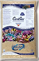 CaribSea Arag-Alive Special Grade Reef Sand, 20-Pound by Carib Sea