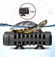 水族館のヒーター、水コントローラー3.5CMの超低い水位の使用を用いるデジタル読書表示装置はアクアリウムタンクのために50w / 100wを使用します,50w