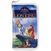 Disney The Lion King VHS Zipper Wallet Clutch Purse