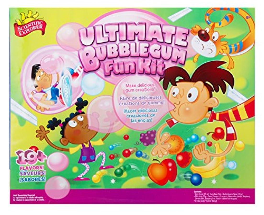 反対シェトランド諸島エンジニアUltimate Bubble Gum Fun Kit