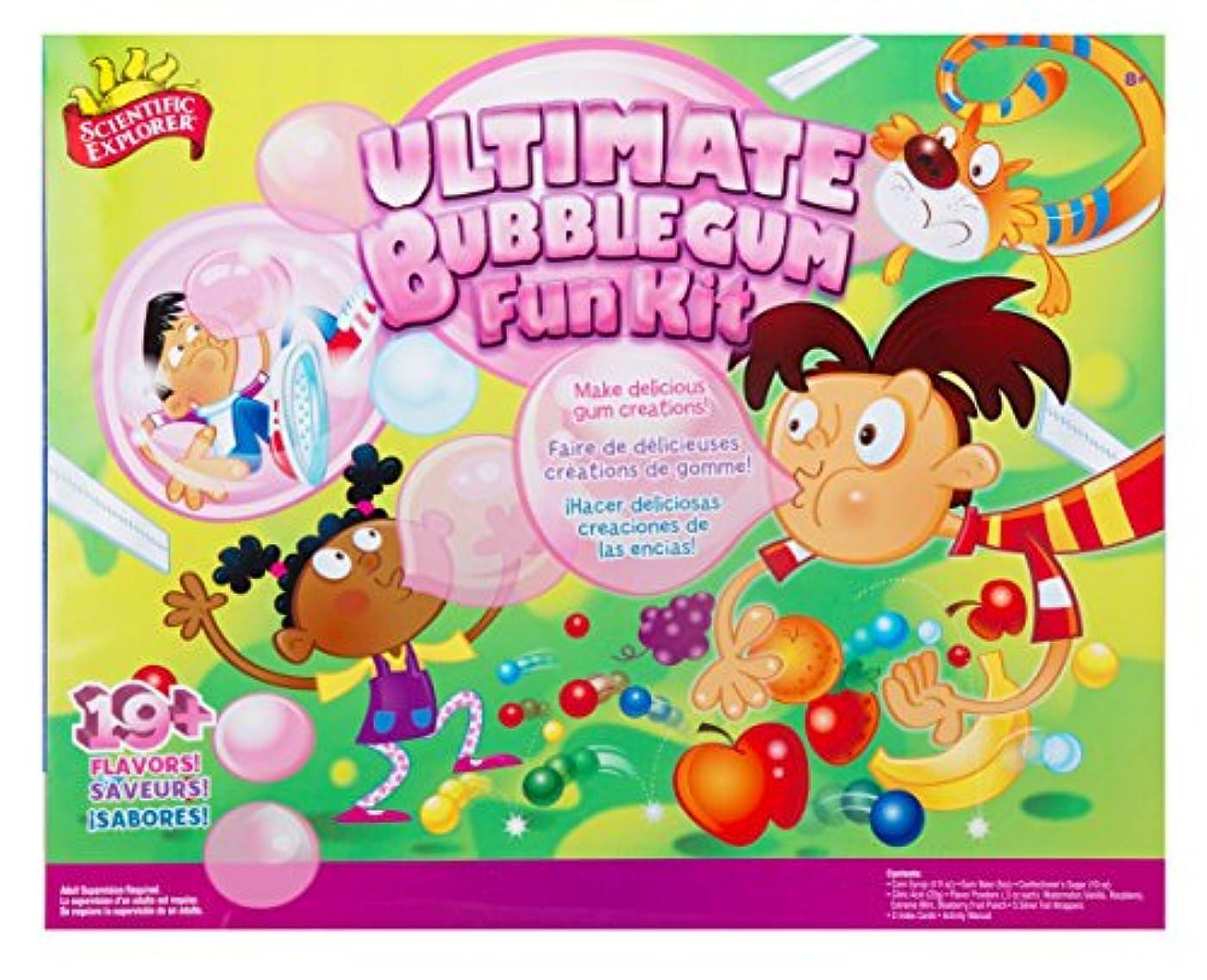 セットアップデータベースリンクUltimate Bubble Gum Fun Kit