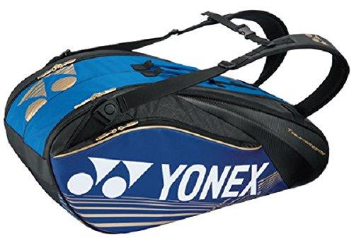 ヨネックス(YONEX) テニス ラケットバック 6 (リュック付き、テニス6本用) ブルー BAG1602R