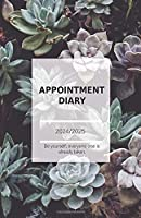 Appointment Diary 2024/2025; Be yourself; everyone else is already taken.: Pocket Diary 2024/2025 stay organized with the 4-WEEK-OVERVIEW, to-do checklist and extra boxes for importances to keep your pages clean and organized; Timeless Design