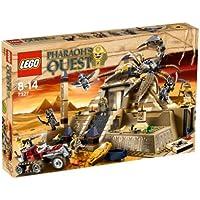 レゴ (LEGO) ファラオズ・クエスト スコーピオン・ピラミッド  7327