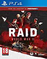 RAID World War II (PS4) (輸入版)