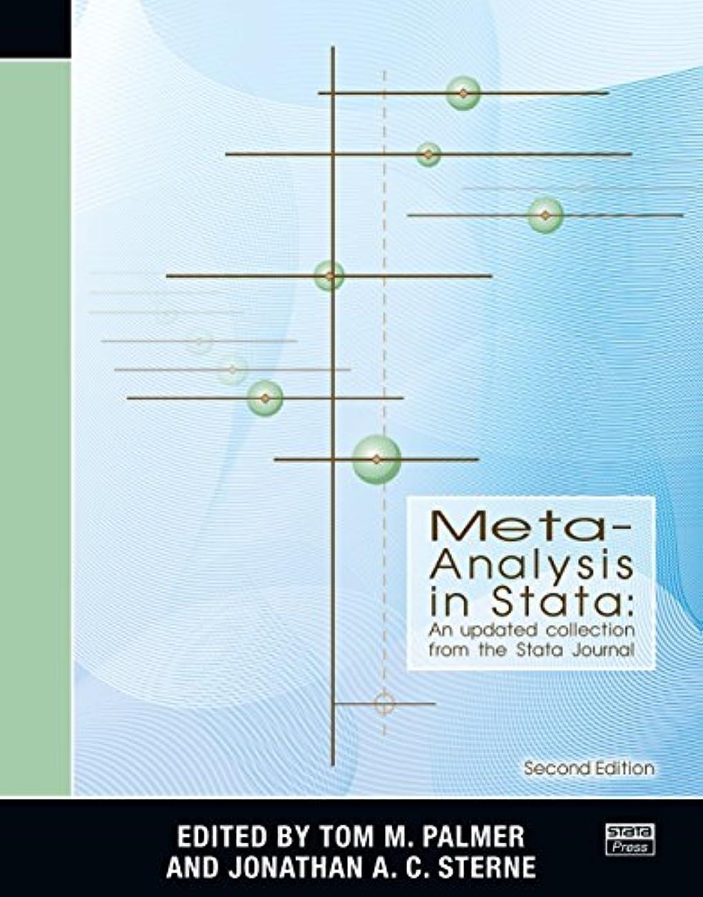 受け皿服を洗う葉Meta-Analysis in Stata: An Updated Collection from the Stata Journal (English Edition)