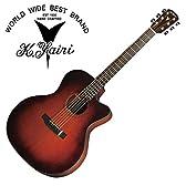 K.Yairi BLL-55CE VS エレアコギター エレクトリックシリーズ (Kヤイリ BLL-55CE)