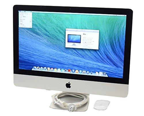 【中古】 Apple iMac 21.5in i5-4570R 2.7GHz/8GB/1TB/OSX Late 2013