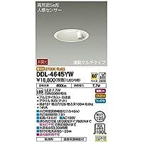大光電機:人感センサー付ダウンライト DDL-4645YW