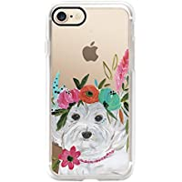 Casetify iPhone 7 ケース ルーシー・ヘイル Boho Maltipoo by Bari J. Designs 【日本正規代理店品】 CTF-4102704-298601