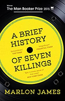 A Brief History of Seven Killings by [James, Marlon]