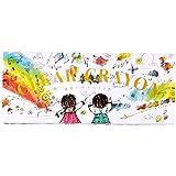 コクヨ 透明クレヨン 10色 KE-AC27 Japan