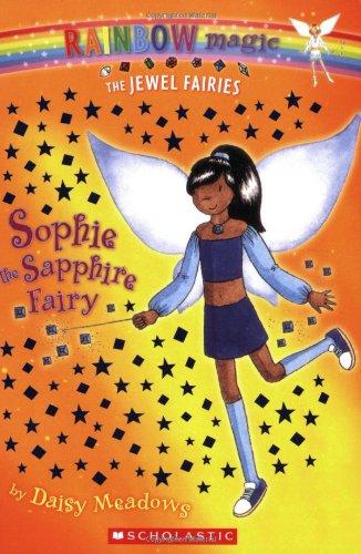 Sophie the Sapphire Fairy (Rainbow Magic)の詳細を見る